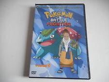 DVD - POKEMON BATTLE TRONTIER VOL 5 - 4 EPISODES - 917- 918 - 919 - 920 -ZONE 2