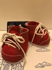 Build-A-Bear  Sonic Shoes New