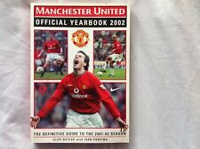 Manchester United Kick Off Fan guide 2001-2002  (can collect Stockport SK2)