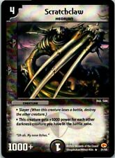 Duel Masters Card Scratchclaw Hedrian