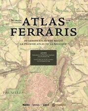 Atlas Ferraris, Atlases, Maps, World, Travel, Oversized, Printed Books, History,