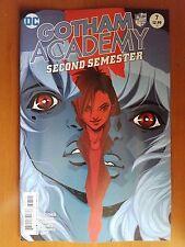 DC Gotham Academy: Second Semester # 7 (1st Print)