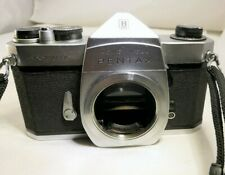Pentax H Honeywell Spotmatic 35mm SLR camera body AS IS (meter not working)