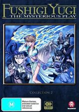 Fushigi Yugi : Collection 2 (DVD, 2009, 4-Disc Set)