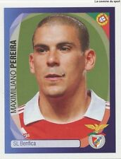 N°071 PEREIRA BENFICA STICKER CROMO PANINI CHAMPIONS LEAGUE 2008 PORTUGAL