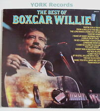 BOXCAR WILLIE - The Best Of ... - Ex Con LP Record
