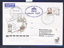 57595) easyJet FISA So-LP Berlin - Genf Schweiz 23.4.2009, GAU ab Russland