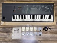 E-MU Emax I Sampler Keyboard Synthesizer In Perfect Shape With Box Manuals