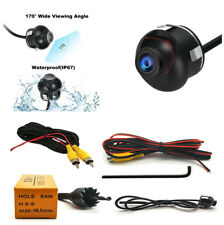 360° Car Front/Side View Blind Area Back-up Reversing Camera Driving Recorder