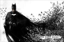 The Dark Knight by Jock Regular Limited Edition Poster Print Mondo Art Batman