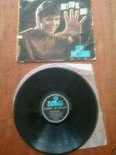 Cliff Richard Dont stop me now vintage vinyl record. Columbia records.Australia
