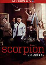 SCORPION Season One on DVD (DH414)