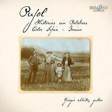 Giorgio Mirto, Pujol - Historias Sin Palabras [New CD] UK - Import