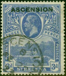 Ascension 1922 3d Bright Blue SG5 Fine Used