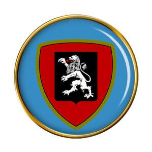 Brigata Meccanizzata Aosta (Italian Army)Pin Badge