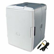 Portable 12-V Electric Cooler Iceless 40 Qt Convection Cooling Car Travel Fridge