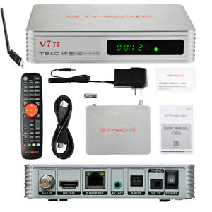 DVB-C Combo TV Tuner DVB T2 Digital Receiver H.265 Decoder HDMI PVR Set Top Box
