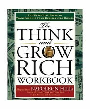 The Think and Grow Rich Workbook: The Practical Steps to Transf... Free Shipping