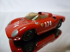 METAL KIT (built) FERRARI 250 LM No 174 - RED 1:43 - GOOD CONDITION