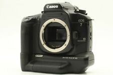 [Near MINT] Canon EOS 7 35mm SLR Film Camera w/ BP-300 Battery From Japan #110