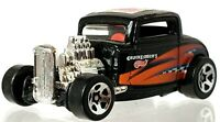 Hot Wheels '32 Ford Coupe Black Chuck E. Cheese's Vintage 1997