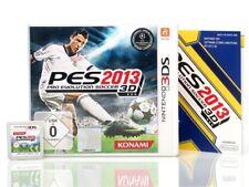 PES - PRO EVOLUTION SOCCER 2013 3D °Nintendo 3 DS / XL / 2Ds / New 3Ds Spiel°