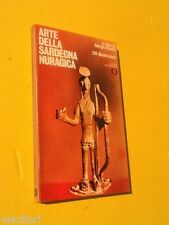 Stacul, Giorgio - ARTE DELLA SARDEGNA NURAGICA. 1975, Oscar Mondadori