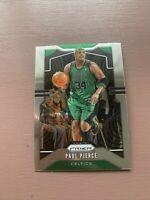 2019-20 Panini Prizm Paul Pierce!! Boston Celtics!!