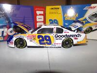 1/24 KEVIN HARVICK #29 GMGWSP / AOL BWB  2001 ACTION NASCAR DIECAST