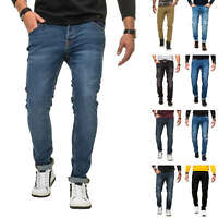 Jack & Jones Herren Slim Fit Jeans Denim Stretch Casual Herrenhose Hose Sale %
