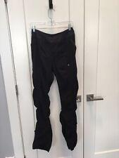 Soybu Pants Athletic Jogging Elastic Waist Color Black Size Medium