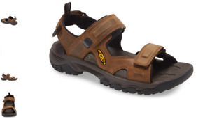 Keen Targhee III Open Toe Sandal Bison/Mulch Men's sizes 7-15/NEW!!!