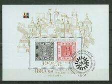 BRD Briefmarken 1999 IBRA Nürnberg Mi.Nr.2041 Block 46 Stempel Berlin