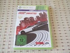 Need For Speed Most Wanted (2012) für XBOX 360 XBOX360 *OVP*