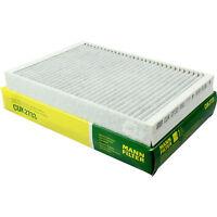 Original MANN-FILTER Aktivkohlefilter Pollenfilter Innenraumfilter CUK 2733
