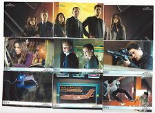 Agents Of Shield S.H.I.E.L.D. Season 1 Trading Card Set of 72 Cards  Clark Gregg