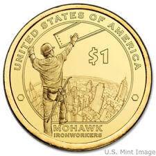 2015 Sacagawea Native American Golden Dollar P&D Set