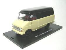 Opel Blitz A Cajones (beige/negro) 1960
