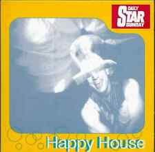 HAPPY HOUSE - PROMO CD: ATB, SHAMEN, CHICANE, URBAN COOKIE COLLECTIVE ETC