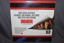 Laser Disc Sneakers Letterbox Edition- Robert Redford Dan Aykroyd River Phoenix