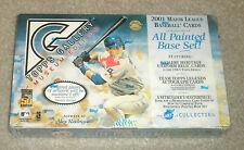 2001 Topps baseball Gallery Museum sealed hobby 24-pack box Ichiro? Pujols?