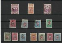 Early Turkey Stamps ref 21942