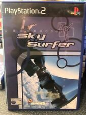 Sky Surfer PlayStation 2 Plus booklet