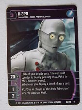 Star Wars TCG - ESB -  K-PO (A) 32/210  NM/Mint