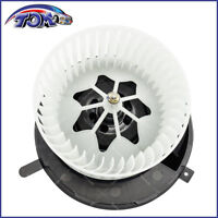 Heater Blower Motor w/Fan Cage For VW Passat Rabbit Golf Jetta Audi A3 1K1819015