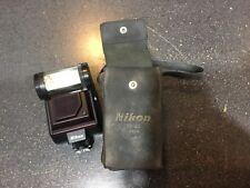 Nikon SB-20 Speedlight Flash SB20                                           #866