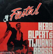 HERB ALPERT'S TIJUANA BRASS Fiesta! LP
