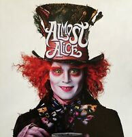 ALMOST ALICE Soundtrack Various Artists CD