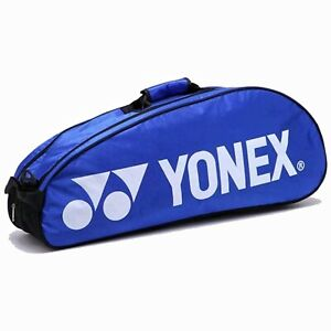 Yonex 200B Badminton Racquet Bag Also For Squash & Tennis  Blue