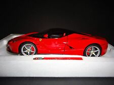 Bburago Ferrari LaFerrari 2014 Red Signature Series 1/18 High Quality Ver.